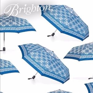 Brighton Multi color blue Caprice Umbrella